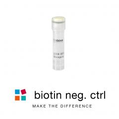 CONmiR biotin negative control