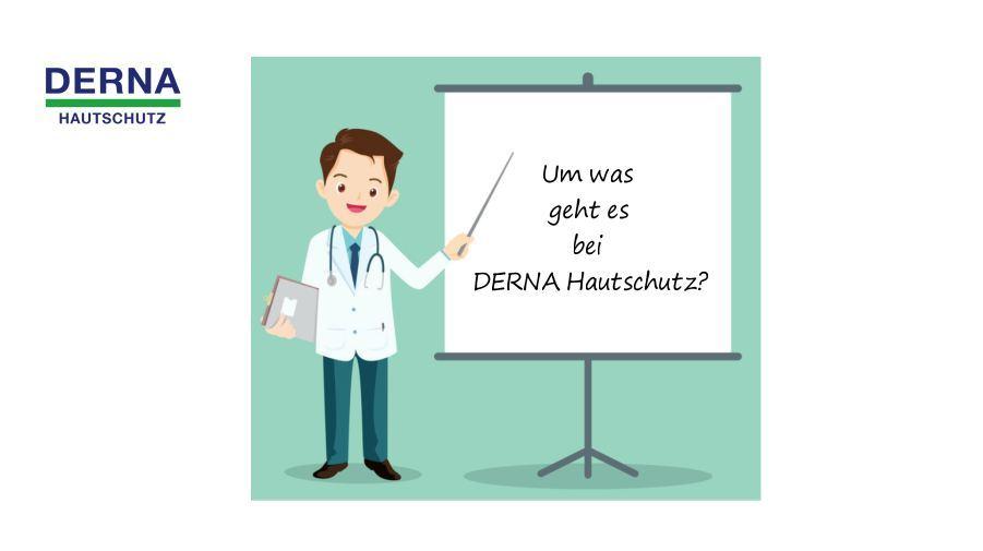 DERNA Hautschutz: Vorbeugen is besser als Heilen